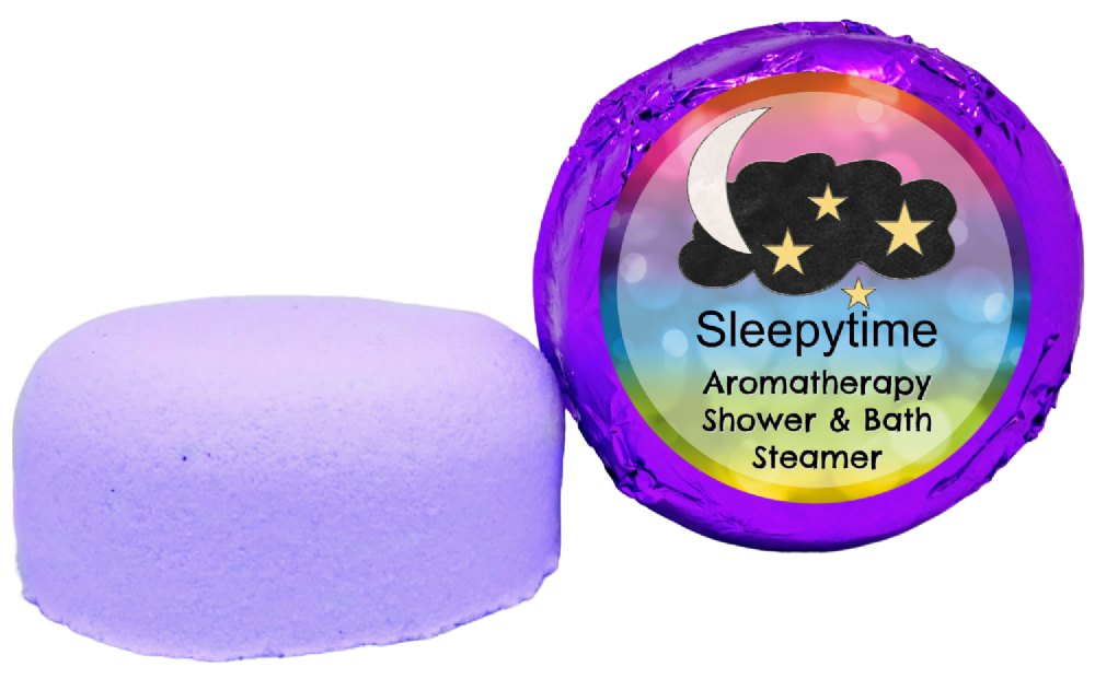Sleepytime Aromatherapy Shower & Bath Steamer VEGAN